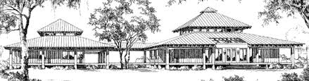 cracker style house plans two for one house ron haase southern living house plans