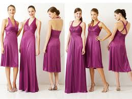 bridal party dresses do not hesitate to use purple bridesmaid dresses for your wedding