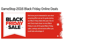 black friday sales gamestop best black friday deals for gamers 2016 edition