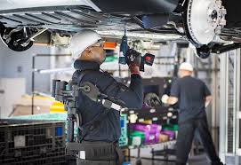 bmw factory robots bmw forced to stop production in china and south africa because of