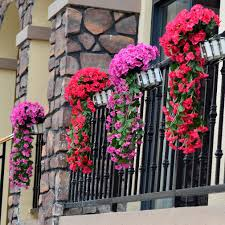 online buy wholesale plastic hanging flowers from china plastic