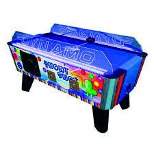 used coin operated air hockey table dynamo air hockey ebay