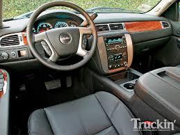 Gmc Interior Parts 2009 Gmc Sierra Fuel Economy Truckin U0027 Magazine