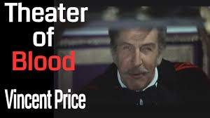 home theater of the month theater of blood vincent price full movie youtube