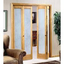 Wooden Bifold Patio Doors Interior Bifold Doors Master Bedroom Entry Hallway Boasts A
