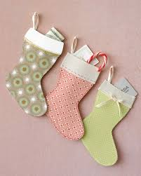 paper stockings martha stewart