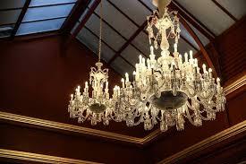Bacarat Chandelier Antique Baccarat Chandelier For Wedding Reception U2014 Best Home