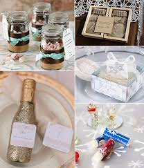 Top 10 Wedding Favors by Top 10 Winter Wedding Ideas Details 2014 Tulle