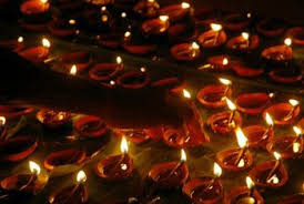 how to decorate with diwali diyas home guides sf gate