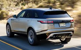 land rover velar blue range rover velar r dynamic 2018 us wallpapers and hd images