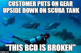 Scuba Meme - work stories life on a dive boat album on imgur