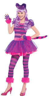 miss cheshire cat costume u2013 halloween alley
