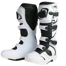 white motocross boots rino eco motocross boots white md racing products