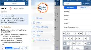 best english dictionary apps for iphone and ipad word vault