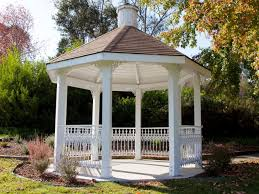 Landscaping Ideas For Backyard by Outdoor Gazebo Ideas Hgtv