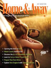 Ohio travel smart images Home and away magazine aaa ohio welcome jpg