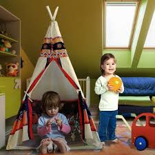 aliexpress com buy children indian toy teepee play tent portable