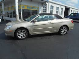 2003 Chrysler Sebring Interior Chrysler Sebring For Sale In Indiana Carsforsale Com