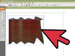 tutorial illustrator italiano how to draw fabric in adobe illustrator cs3 9 steps