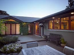 l shaped garages ranch exterior front elevation plan 481 7 houseplans com