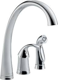 how to change a kitchen faucet faucet 4380 ar dst in arctic stainless by delta