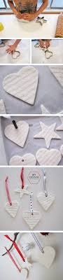 how to make white clay ornaments tomfo