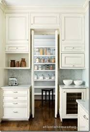 Pantry Cabinet Doors by The Door Past The Fridge Looked Like Cabinets But It Opened Up