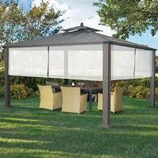 outdoor hardtop gazebos sears gazebo pergola with canopy