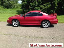1998 ford mustang cobra for sale 1998 ford mustang cobra for sale classiccars com cc 891887