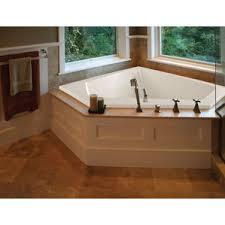 58 Inch Whirlpool Bathtub Corner Bathtubs You U0027ll Love Wayfair
