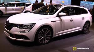 renault talisman 2017 price 2017 renault talisman estate exterior and interior walkaround