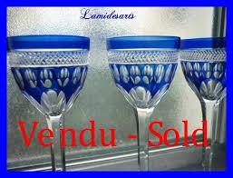louis bicchieri bicchieri di cristallo louis 1880