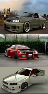 557 best nissan skyline gtr r34 images on pinterest nissan