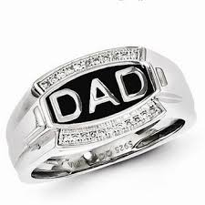 day rings personalized fathers day rings personalized men s ring superman anium steel