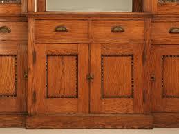 mission style oak kitchen cabinets antique american oak cabinets craftsman kitchen oak kitchen