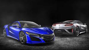 acura supercar performance upgrades for acura nsx