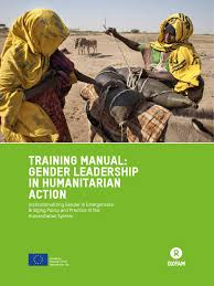 training manual gender leadership in humanitarian action