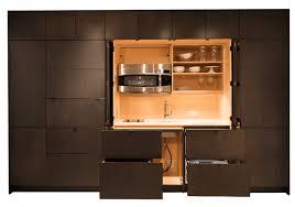 furniture in the kitchen resource furniture s stealth kitchen system