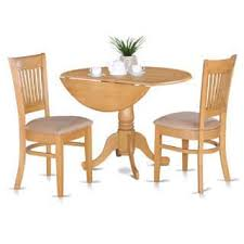 2 Chair Dining Table Size 3 Piece Sets Dining Room Sets Shop The Best Deals For Nov