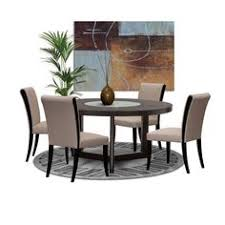 The Actona Palermo Dining Table A Compact Folding Round  Person - 60 inch round dining table with lazy susan
