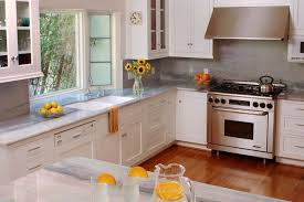 Blue Countertop Kitchen Ideas Azul Imperial Quartzite Countertops Kitchens Dining
