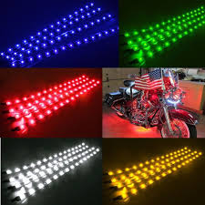 led strip lights for motorcycles motorcycle decoration lights wanker for