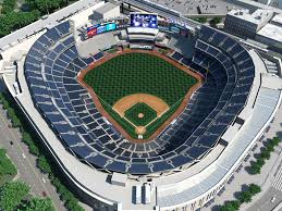 Mlb Map New York Yankees Virtual Venue By Iomedia