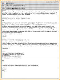Google Jobs Cover Letter Email For Sending Resume And Cover Letter Gallery Cover Letter Ideas