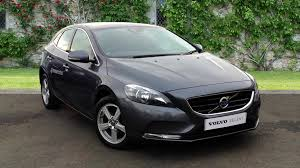 volvo v40 1 6 d2 115bhp d2 se winter pack used vehicle by ray