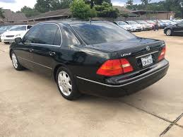 lexus ls430 wheel offset 2001 used lexus ls 430 4dr sedan at car guys serving houston tx