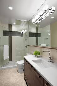 built in ceiling lamps for the bathroom