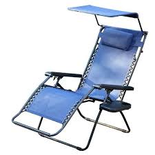 Zero Gravity Lounge Chair With Sunshade Jeco Set Of 2 Jeco Oversized Zero Gravity Chair With Sunshade And