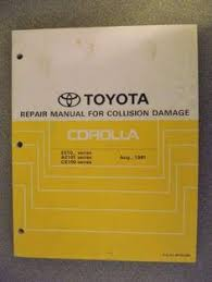 toyota corolla workshop manual free toyota model f chassis repair manual 1985 rm031e lightly