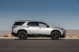 2018 chevrolet traverse awd first test adventure seeker car empires